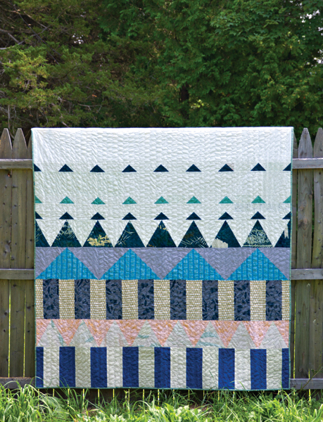 Chimney Swifts Quilt